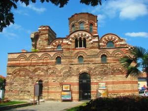курорт Несебр, Болгарія