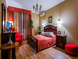 номер в Апарт-готелі Шернборн, Київ