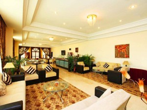 номер готелю Al Seef Beach Hotel