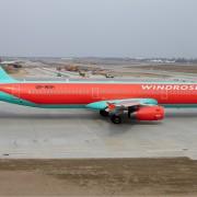 WINDROSE Airlines презентует авиарейс Ивано-Франковск-Брешия