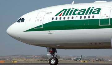 Авиакомпания Alitalia презентует рейс Рим-Пекин