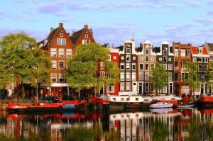 рейси в Амстердам
