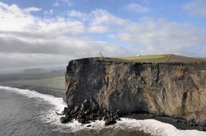 острів Видей в Ісландії