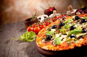 піца в Італії
