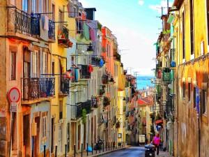 вулиці Лісабона
