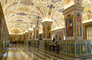 фрески у Ватикані