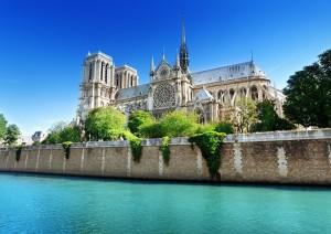 Норт-Дам в Париже