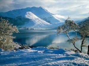 зима в Ісландії