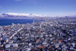 Столиця Ісландії