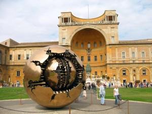 архітектура Ватикану