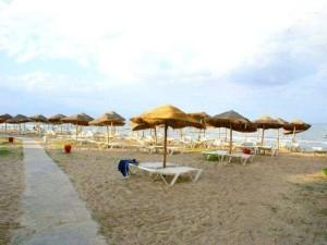 пляж отеля Caribbean World Monastir, Тунис