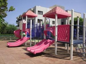 детская площадка в отеле, Кипр