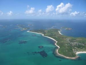 острів Сан Мартінс