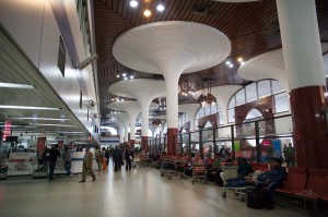 аеропорт в Бангладеш