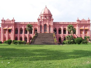 архітектура Бангладешу