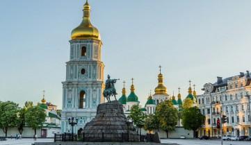 Киев приглашает туристов на День города!