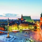В аэропорт Варшавы можно будет добраться автобусом из Каменец-Подольского