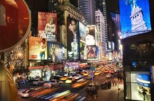 Пятая авеню в Нью Йорке