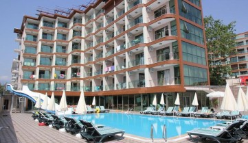 забронировать горящий тур в Турцию в Бизнес Визит!