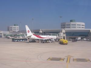 аеропорт в Алжирі