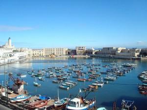 причал в Алжирі