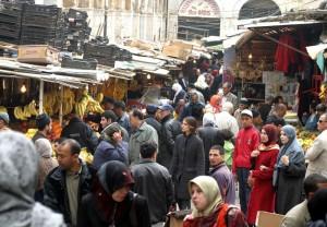 алжирський базар