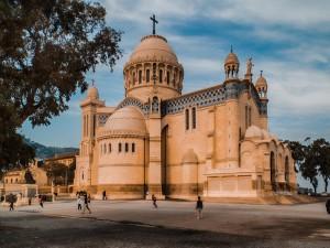 унікальна архітектура Алжиру