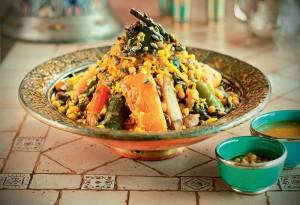 традиційна їжа в Алжирі