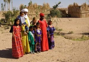 місцеві жителі Алжиру