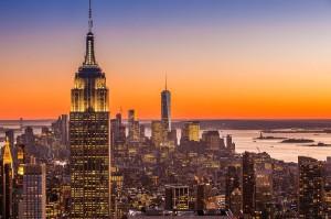 знижка на переліт до Нью-Йорк
