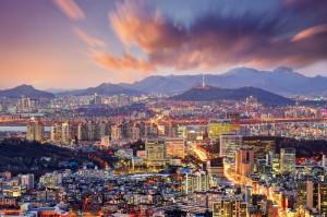перельоти в Сеул