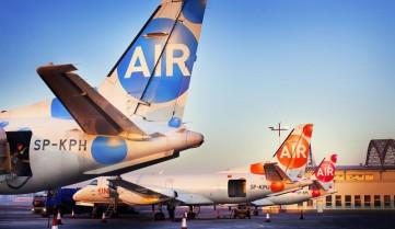 SprintAir анонсировала рейсы Львов-Радом