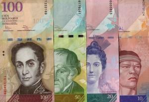 валюта Венесуели