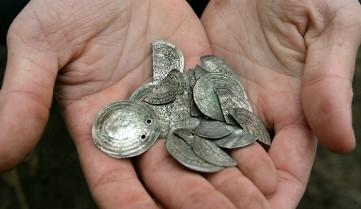 В Эстонии нашли клад эпохи викингов