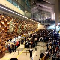 Делийский аэропорт будет оформлять багаж… в метро!