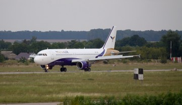 YanAir обзавелась Аэробусом 321