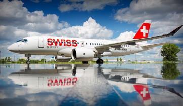 Bombardier представил самолёт… для полных!