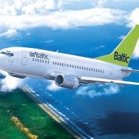 AirBaltic распродает билеты на свои рейсы из Киева через Ригу