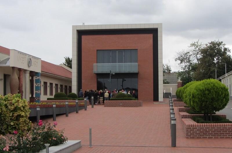 Центр виноробства в Затоці