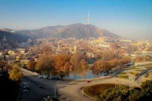 перельоти в Тбілісі