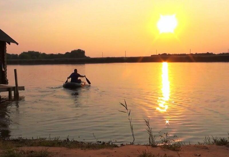 рибалка в Затоці