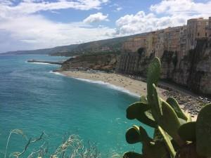 Море в Тирее, Італія