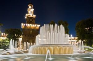Замок Сфорца, Мілан
