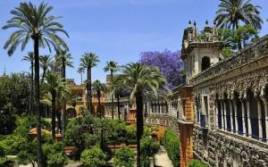 Сади Алькатраса Севільського