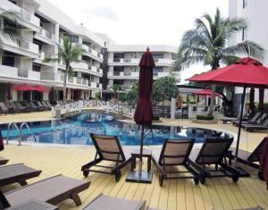 Бассейн отеля The Imperial Hua Hin Beach Resort 4*, Ча-Ам & Хуа Хин (Таиланд)