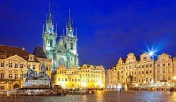 Рейс Одесса-Прага продлили на всю зиму