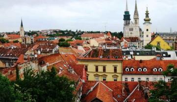 Новые «воздушные ворота» Загреба