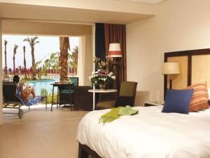 Grand Rotana Resort & Spa: отельный номер
