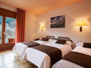 номер отеля Marco Polo в Андорре