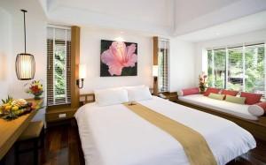 номер у готелі Centara Villas Samui 4*, Самуї, Таїланд